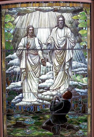 Joseph Smith First Vision Mormon