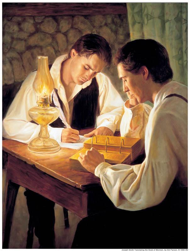 About Joseph Smith