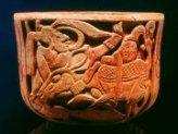 Mayan Deer used as a Beast of Burden