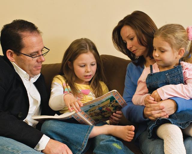 Mormon Family