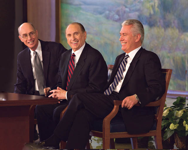 First Presidency Mormon Leaders