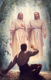 Joseph Smith First Vision Mormon Theology
