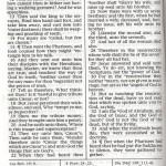 ST MATTHEW 22 11-34 Mormon Bible