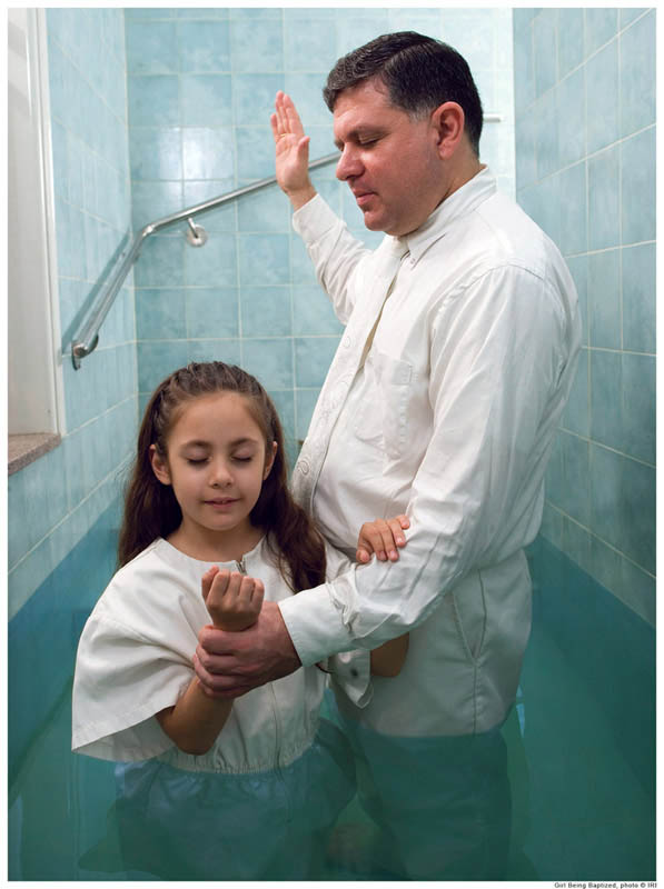 Why don't Mormons Practice Infant Baptism?