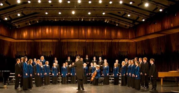 Mormon BYU Singers