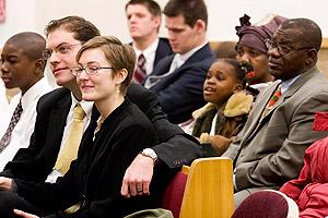 Mormon Worship