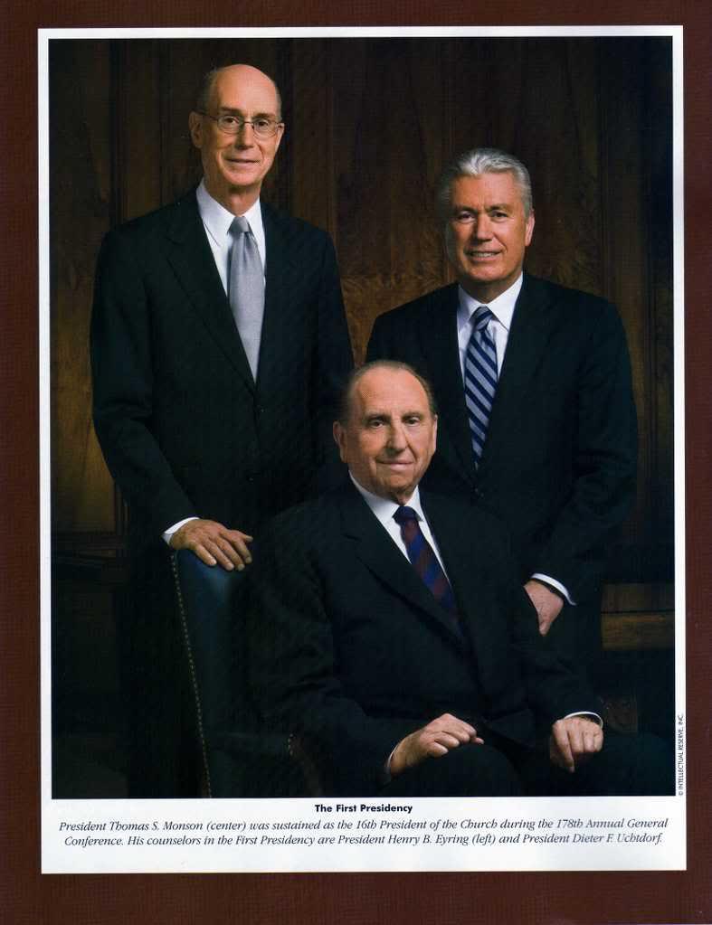 Would a Mormon Prophet Resign?