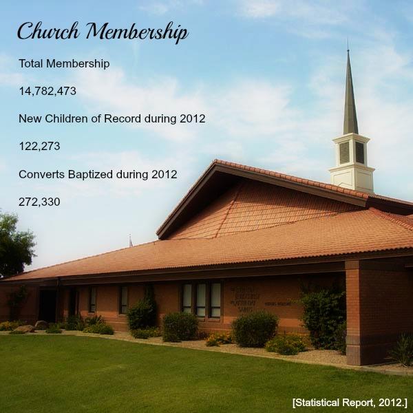 many buildings church membership lf