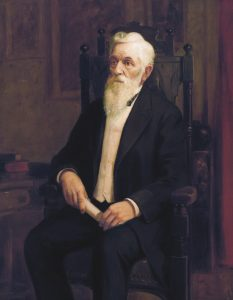 Lorenzo Snow via lds.org © intellectual reserve